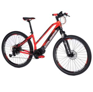 "CRUSSIS OLI Cross lady 8.6-S 19"" 2021 elektrokolo"